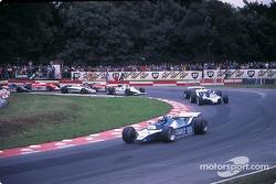 Start: Didier Pironi aan de leiding