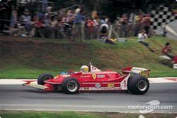 Jody Scheckter, Ferrari 312 T5