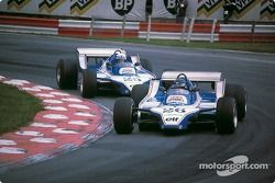 Jacques Laffite and Didier Pironi