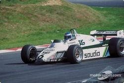 Keke Rosberg, Williams FW08