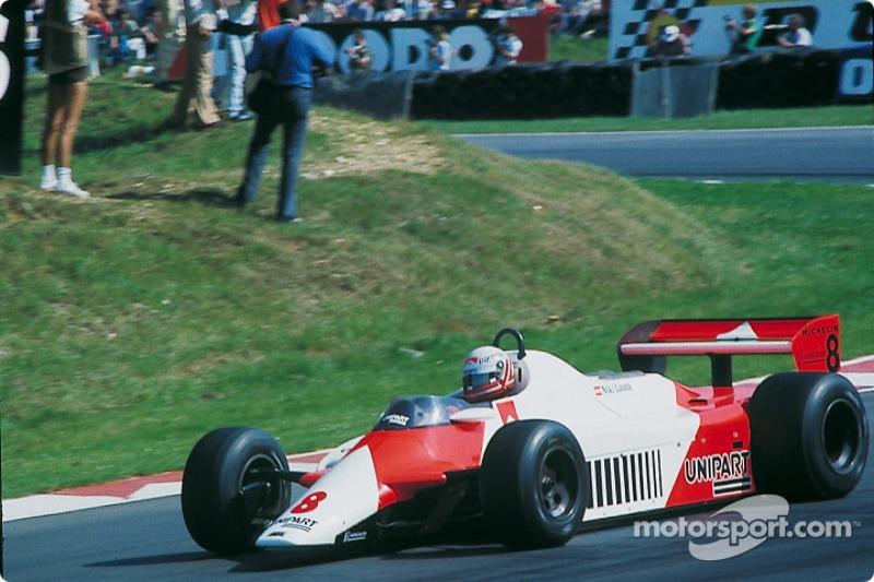 Nr. 19: Grand Prix von Großbritannien 1982 in Brands Hatch