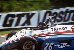 Jacques Laffite, Ligier JS19