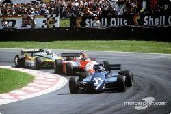 Brian Henton, Tyrrell 011