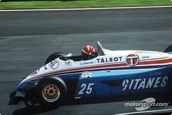 Eddie Cheever, Ligier JS19