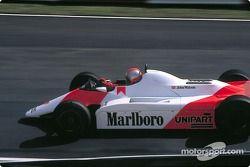 John Watson, McLaren MP4/1B