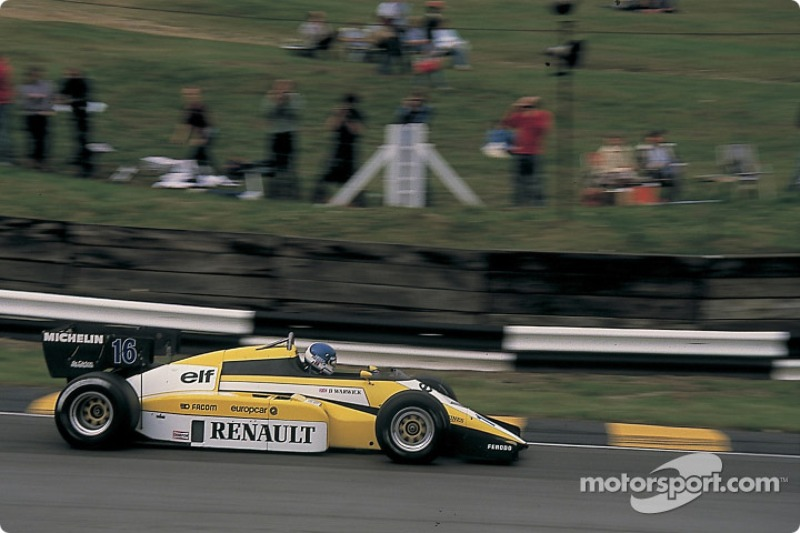 1984: Renault RE50