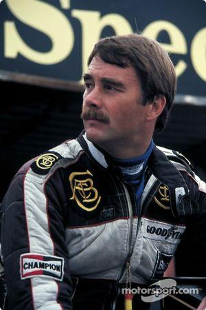 Nigel Mansell, Lotus
