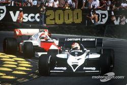 Nelson Piquet, Brabham BT53, Niki Lauda, McLaren MP4/2