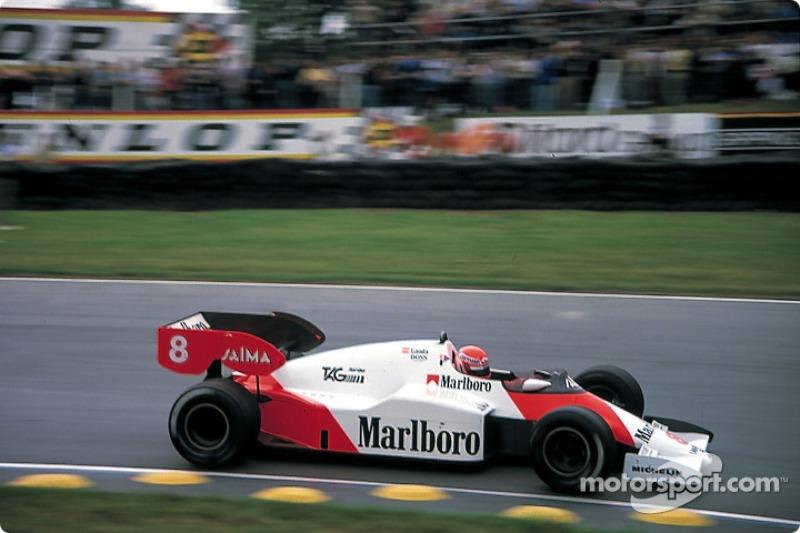 Nr. 22: Grand Prix von Großbritannien 1984 in Brands Hatch