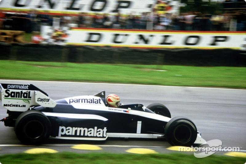 Nelson Piquet, que defendia o título naquele ano, foi o pole position da prova e teve Prost ao seu lado na primeira fila. Lauda era o terceiro e Senna começou em sétimo.