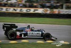 Stefan Johansson, Tyrrell 012