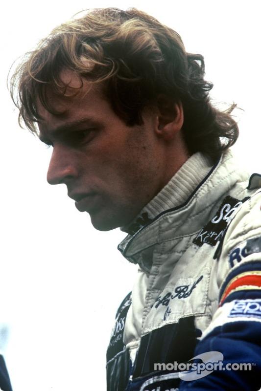 Stefan Bellof, Tyrrell