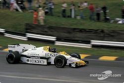 Jacques Laffite, Williams FW09B