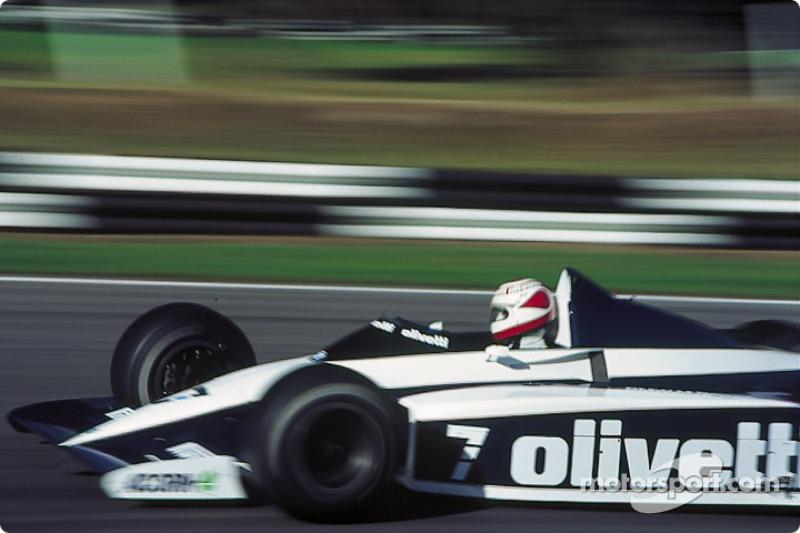 1985 - Brabham BT54