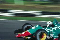 Riccardo Patrese, Alfa Romeo 185T