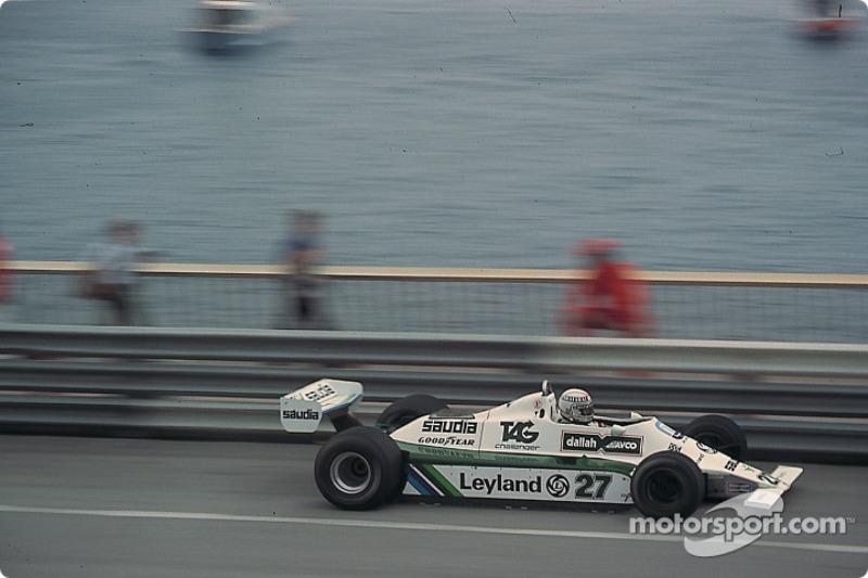 Но на длинной дистанции куда важнее была не чистая скорость, а регулярные финиши – что и доказал Алан Джонс, завоевавший титул за рулем Williams