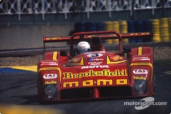 №3 Moretti Racing Ferrari 333SP: Мауро Бальди, Джанпьеро Моретти, Дидье Тейс