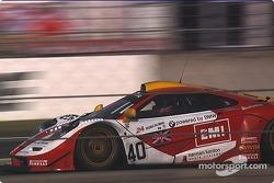 #40 Gulf Team Davidoff McLaren F1 GTR : Steve O'Rourke, Tim Sugden, Bill Auberlen