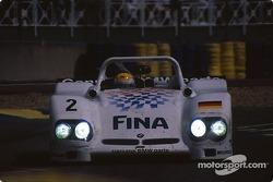 Team BMW Motorsport BMW V12 LM : Pierluigi Martini, Johnny Cecotto, Joachim Winkelhock