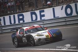 #53 Viper Team Oreca Chrysler Viper GTS-R: Justin Bell, Luca Drudi, David Donohue