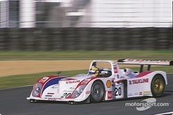 #20 Konrad Motorsport Lola B2K/10: Ян Ламмерс, Петер Кокс и Том Коронель