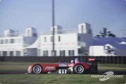#11 Panoz LMP-1 Roadster S: David Brabham, Jan Magnussen, Mario Andretti