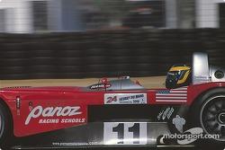#11Panoz LMP-1 Roadster S: David Brabham, Jan Magnussen, Mario Andretti