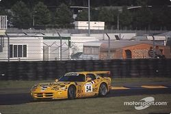 #54 Paul Belmondo Racing Chrysler Viper GTS-R: Jean-Claude Lagniez, Boris Derichebourg, Guy Martinolle