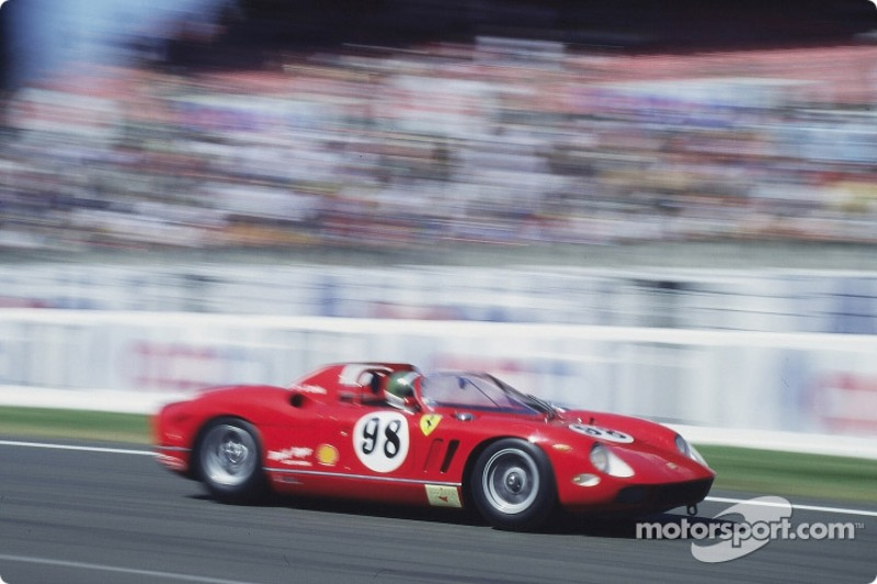 Another Ferrari from the David Piper racing Team