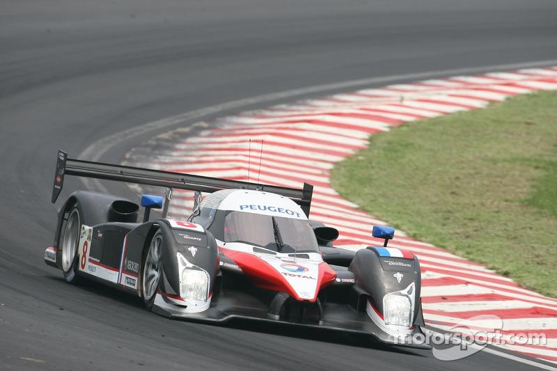 Saison 2007 - LMP1