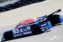 #83 Electromotive Nissan GTP-ZX Turbo: Elliot Forbes-Robinson