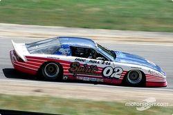 #02 Spirit Racing Chevy Camaro: Tommy Byrne