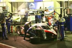 Peugeot Total garage area
