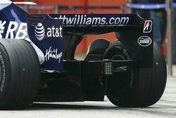 Williams F1 Team, FW29-B, Rear Structure