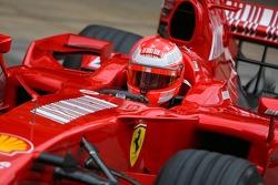 Michael Schumacher, Ferrari 2007