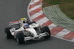 Anthony Davidson, Super Aguri F1 Team, Interim Chassis