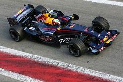Карун Чандок, тестовый пилот Red Bull Racing