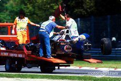 Unfallauto von Ayrton Senna, Williams FW16