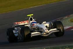Anthony Davidson, Super Aguri F1 Team, Hybrid Chassis