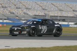 #70 SpeedSource Mazda RX-8: David Haskell, Sylvain Tremblay, Nick Ham