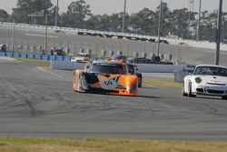 #60 Michael Shank Racing Ford Riley: Mark Patterson, Oswaldo Negri