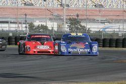 #10 SunTrust Racing Pontiac Riley: Wayne Taylor, Max Angelelli, Ricky Taylor, Michael Valiante