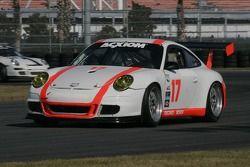 #17 Terra Firma Motorsports Porsche GT3 Cup: Gary Jensen, Mark Jensen, Ron Zitza
