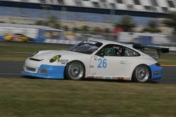 Alegra Motorsports/ Fiorano Racing Porsche GT3 Cup : Carlos de Quesada, Jean-François Dumoulin, Scoo