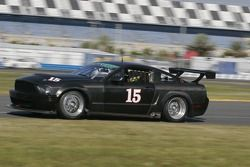 #15 Blackforest Motorsports Mustang Cobra GT: Tom Nastasi, David Empringham, Jean-François Dumoulin