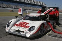 Alex Job Racing Porsche Crawford : Bill Auberlen