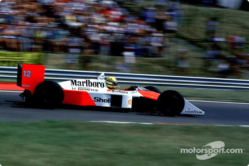 12 - GP de Hungría, 1988, Hungaroring