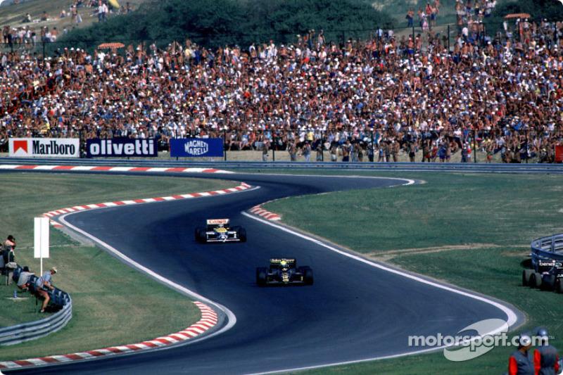 Ayrton Senna X Nelson Piquet: Senna fez sua primeira temporada na F1 em 1984, quando Piquet já ostentava dois títulos mundiais. Conforme o paulista foi evoluindo, com carros mais competitivos, uma nova rivalidade nascia na F1.