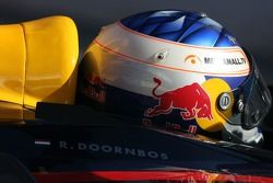 Robert Doornbos, testcoureur, Red Bull Racing
