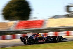 Robert Doornbos, testcoureur, Red Bull Racing, RB3